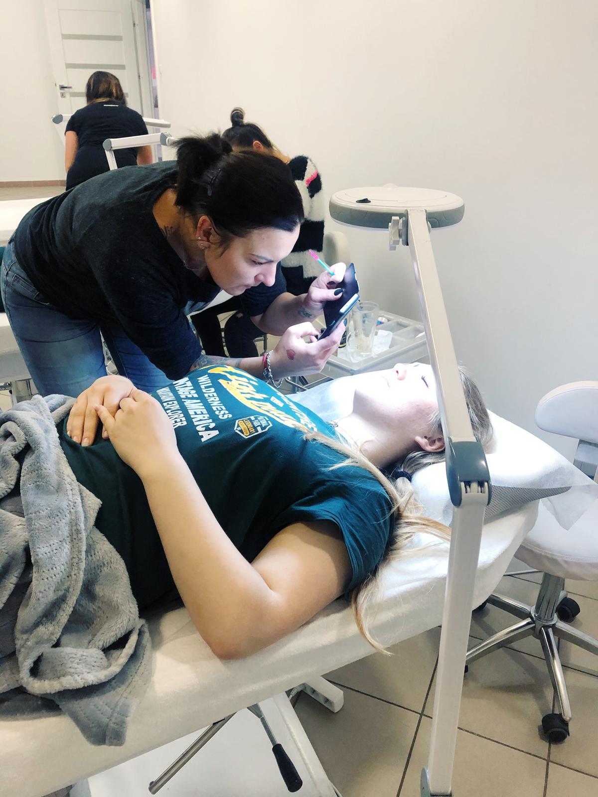 szkolenia dla kosmetyczek wLilo