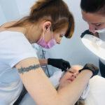 Kurs dla kosmetyczek Nitkowania Brwi Zielona góra