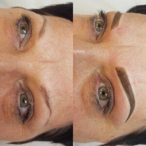 Makijaż permanentny Brwi Ombre, Kurs makijaż permanentny ust, Kurs makijaż permanentny wZielonej Górze