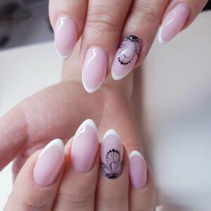 Kurs zpaznokci, szkolenie manicure french