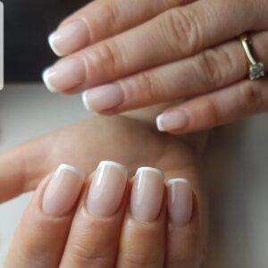 manicure hybrydowy french szkolenia zgora