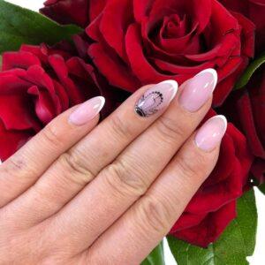 paznokcie Beauty Salon LILO żel french