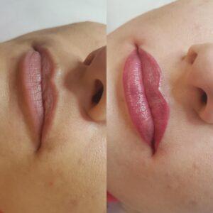 Makijaż permanentny Brwi Ombre Zielona Góra