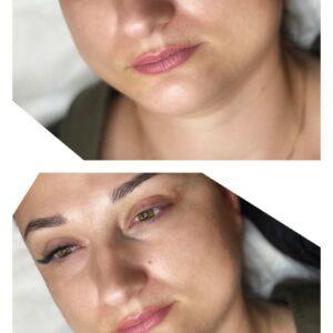 laminacja zagęszczanie rzęs salon kosmetyczny Lilo Beauty wZielonej Górze,
