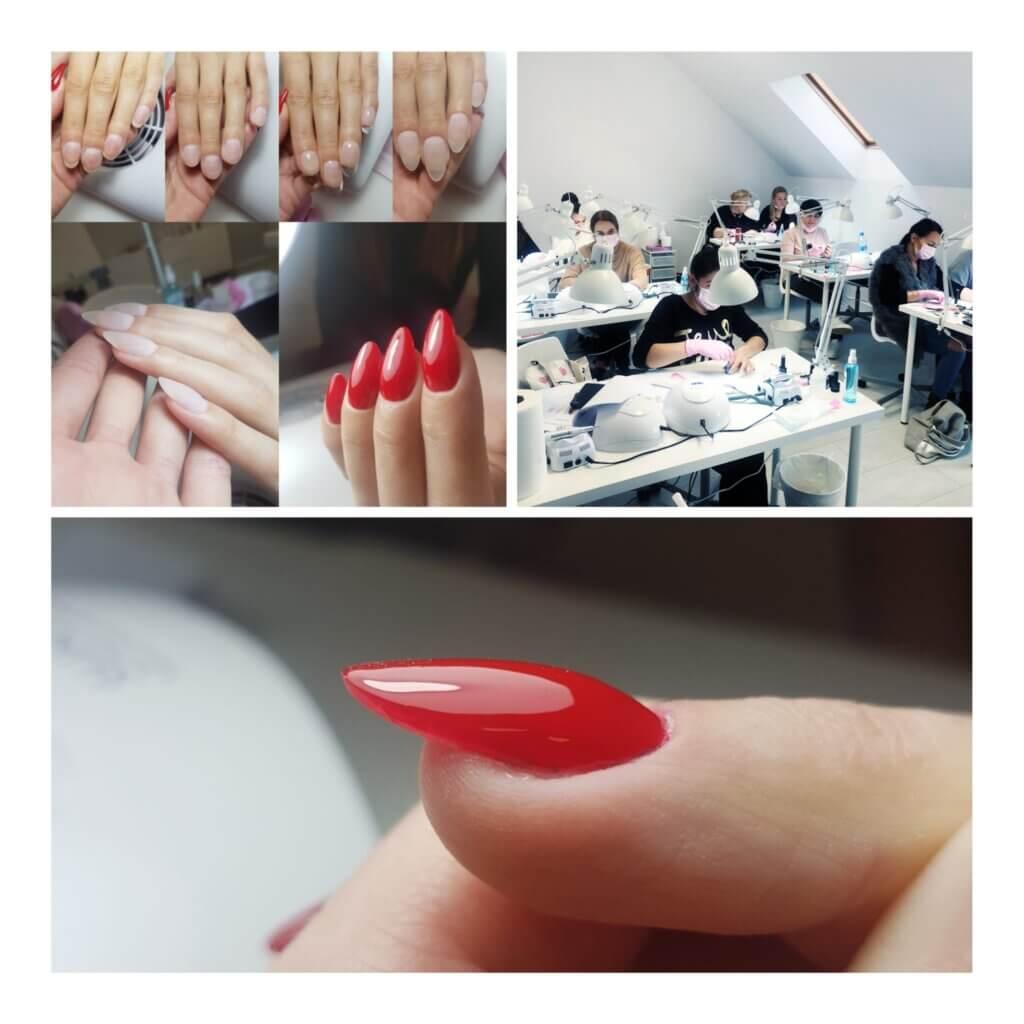 szkolenia ze stylizacji paznokci Zielona Góra