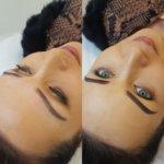 Makijaż permanentny Brwi Ombre szkolenia EFS PARP BUR